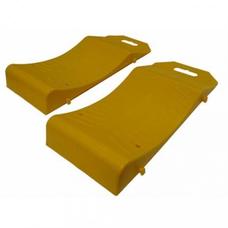 Reifenschoner - Parkmatte
