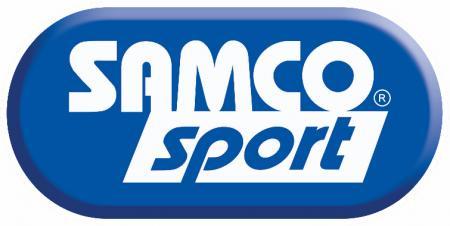 Samco Toyota Celica GT4 ST205 95-99   2-teiliges Kühlwasser-Schlauchkit blau