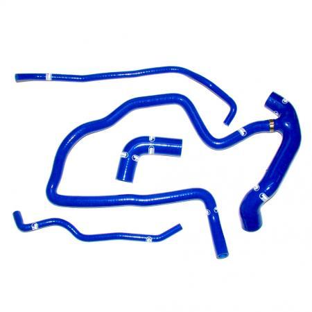 Samco Opel Corsa 1.2 16v (Non Twinport Models) 00-08   4-teiliges Kühlwasser-Schlauchkit blau